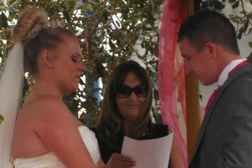 Wedding Blessing Ceremonies on Lanzarote